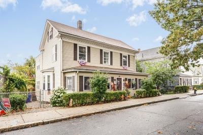 Multi Family Home For Sale: 101 Walnut St