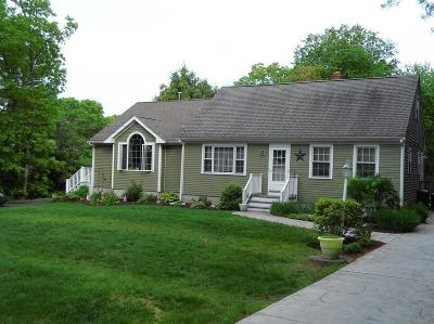 Freetown Single Family Home Under Agreement: 7 Pierce Way