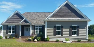 Belchertown Single Family Home For Sale: Lot D-1 North Liberty St