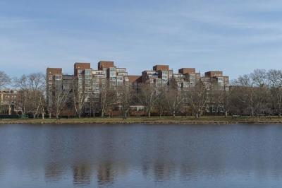 cambridge Rental For Rent: 975 Memorial Drive #602