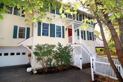 Wellesley Condo/Townhouse Contingent: 24 Kingsbury St #2