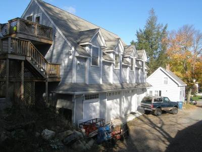 Canton Single Family Home For Sale: 144 High Street