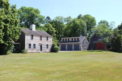 Duxbury Single Family Home For Sale: 809 Mayflower Street