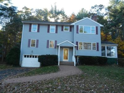 Sudbury Single Family Home For Sale: 387 North Rd