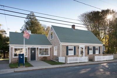 Westport Single Family Home For Sale: 1974-1976 Main Rd