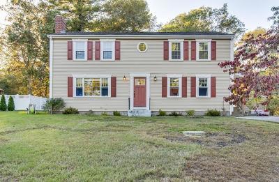 Hanover Single Family Home For Sale: 77 Bardin St