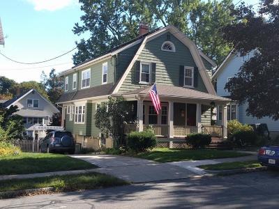 Arlington Rental Under Agreement: 74 Scituate