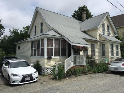 Lowell Single Family Home For Sale: 15 Kimball Avenue