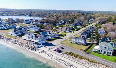Scituate Single Family Home For Sale: 2 Surfside Road