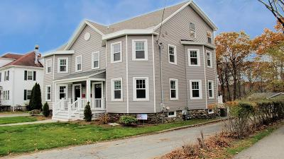 Concord Single Family Home For Sale: 271 Commonwealth Ave #271