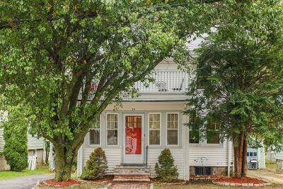 Single Family Home For Sale: 24 Lasell St.