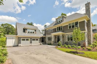 Brookline Single Family Home For Sale: 23 Crafts