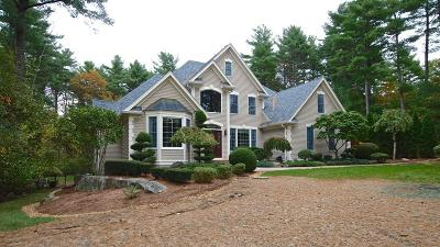 Foxboro Single Family Home For Sale: 10 Paula Ln