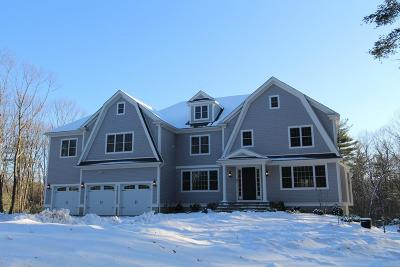 Holliston Single Family Home For Sale: Lot 17 31 Kingsbury Drive