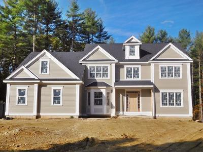 Sudbury MA Single Family Home For Sale: $1,395,000