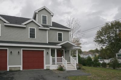Reading MA Single Family Home For Sale: $669,000