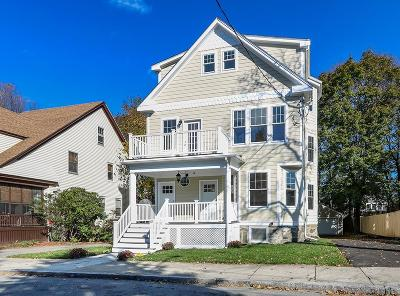 Condo/Townhouse For Sale: 17 Lorette #1