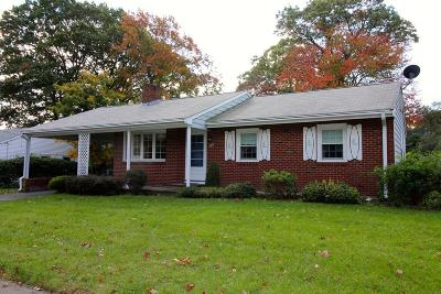 Dedham Single Family Home For Sale: 105 Kimball Road