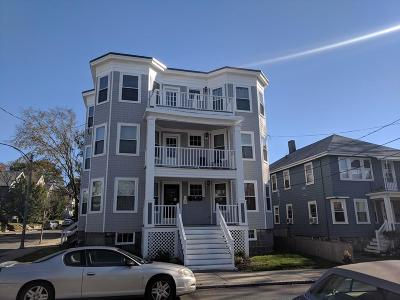 MA-Suffolk County Condo/Townhouse Price Changed: 68 Selwyn Rd #2