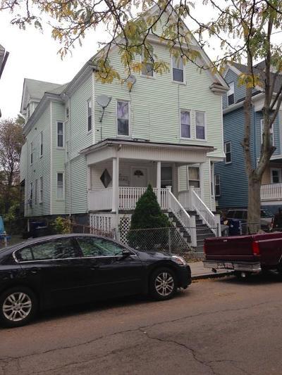 Multi Family Home For Sale: 90 Devon St