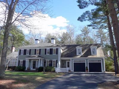 Duxbury Single Family Home For Sale: 50 Rogers Way
