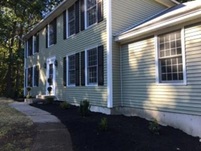 Andover Single Family Home For Sale: 34 Rutgers Rd