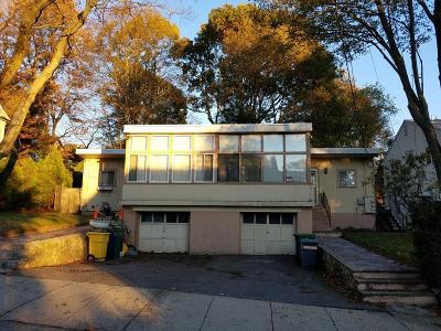 Newton Multi Family Home Contingent: 12 Princeton St