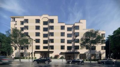 Condo/Townhouse Under Agreement: 1650 Commonwealth #302