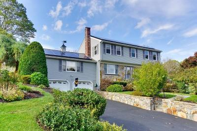 Framingham Single Family Home For Sale: 24 Angelica Dr