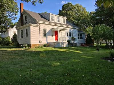 Milton Single Family Home Under Agreement: 21 Quarry Ln