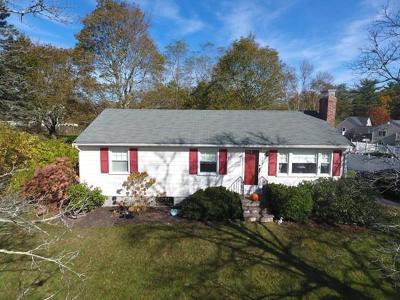 Abington Single Family Home For Sale: 399 Rockland St