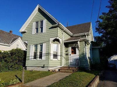 Brockton Single Family Home For Sale: 56 Myrtle St