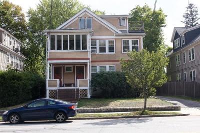 Cambridge Condo/Townhouse For Sale: 600 Huron Avenue #3