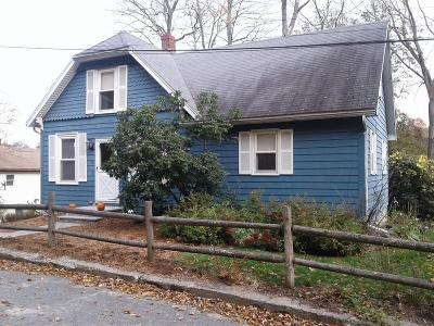 Stoneham Single Family Home Contingent: 6 Jefts Terrace #6