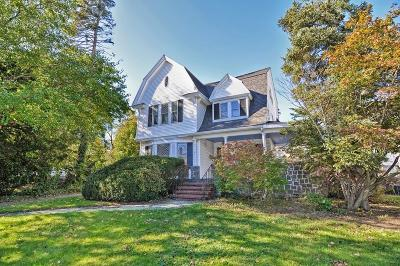 Middleboro Single Family Home For Sale: 101 S Main St