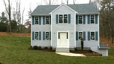 Carver Single Family Home For Sale: 1 Linbi's Path