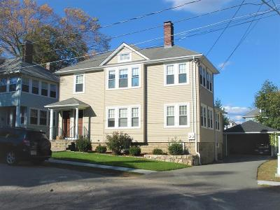 Watertown Multi Family Home Under Agreement: 25 Flint Rd