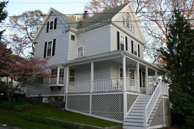 Wakefield Single Family Home Under Agreement: 42 Harrison Ave