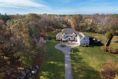 Cohasset MA Single Family Home For Sale: $1,595,000