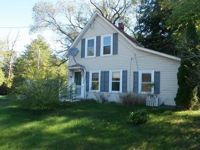 Hanson Single Family Home For Sale: 50 Franklin
