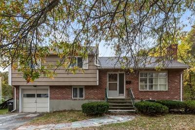 Framingham Single Family Home Under Agreement: 998 Pleasant St