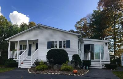 Bridgewater Single Family Home For Sale: 3 Fernwood Circle