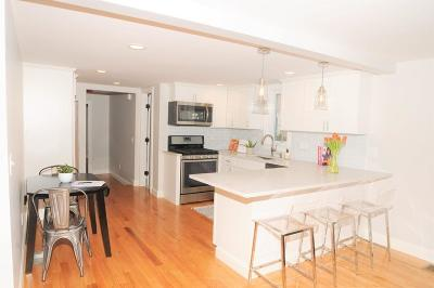 Needham Condo/Townhouse For Sale: 308 Hunnewell #1