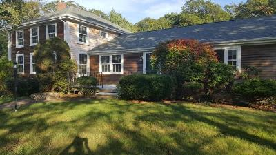 Bourne Single Family Home For Sale: 93 County Rd