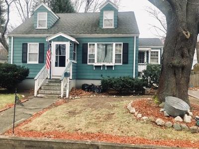 Stoughton Single Family Home Under Agreement: 73 Ewing Drive