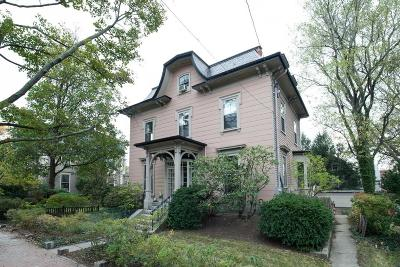 Cambridge Single Family Home Contingent: 6 Maple Ave