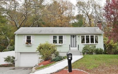 Holbrook Single Family Home Under Agreement: 229 Weymouth St