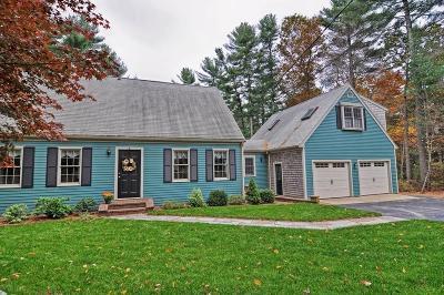 Hanover Single Family Home For Sale: 93 East St
