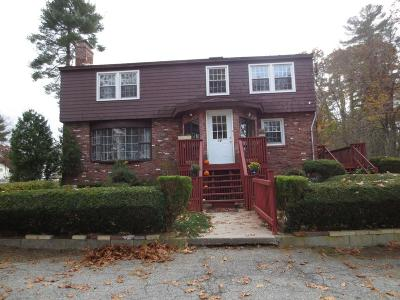 Billerica Single Family Home For Sale: 14 Autumn St
