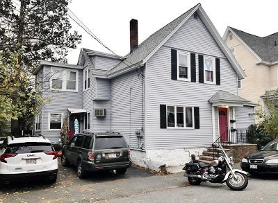 Lowell MA Multi Family Home Reactivated: $359,900